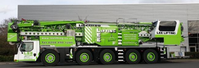 Crane Rental / Hire London | Lee Lifting Services Ltd