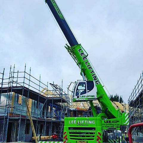 Gallery Lee Lifting Services Ltd